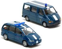 Rietze MTW KdoW Modelle Zivilschutz Belgien Civiele bescherming Auswahl 1:87 H0