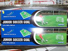 Junior Soccer Goal (and hockey net) 50$ Value!