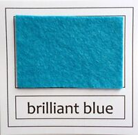 "12"" Premium Wool Blend Felt SQUARES 40% wool, 60 colours to choose from"