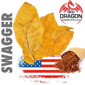 Tabak Aroma Konzentrat Swagger USA Red Dragon E-Liquid 10ml E-Zigarette Flavour