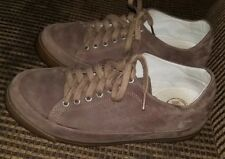 FitFlop Supertone Wobbleboard Sneakers Casual Shoes Brown Suede Men's Size 8
