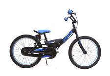 "Trek Jet Series 20"" Boy's Bike Single Speed Coaster / V-Brake Black / Blue"