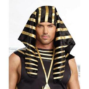 Pharaoh Adult Costume Headpiece