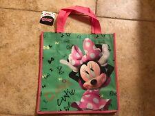 Minnie Mouse Disney Reusable Tote Bag Nwt