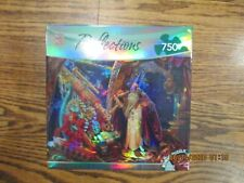 "Master Pieces Reflections ""The Astronomer"" 750 piece Holographic Jigsaw Puzzle"