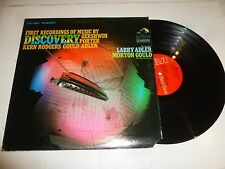 LARRY ADLER - Discovery - 1968 US RCA Victor 'Red Seal' label 10-track Vinyl LP