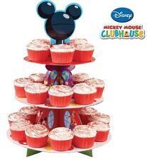 MICKEY Mouse Festa torta stand tier & Cupcake Casi di