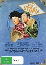 Road To Utopia DVD Bing Crosby COMEDY Dorothy Lamour