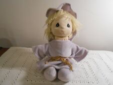 """Precious Moments 1999 Tender Tails Nativity set plush Mary figure approx., 10"""""""