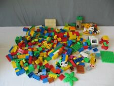 Konvolut 4 Kg Lego Duplo Steine, Figuren, Tiere, Fahrzeuge u.a.