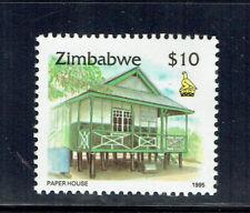Zimbabwe 1995 $10 Zimbabwe Culture Stamp - MUH