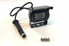 Color Waterproof 1/3 Inch CCD Car Rear View Reversing Backup Camera with Cable