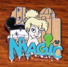 Disneyland Cali. Resort Hotel Hidden Mickey Collection Tinkerbell (Pin / Lapel)