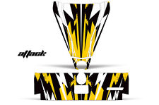 AMR Racing Graphic Decal Kit Canam Commander Hood Tailgate BRP Can Am Parts AT Y