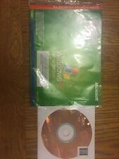 Windows XP Home DVD incluso clave de licencia