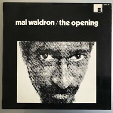 "Mal Waldron ‎""The Opening"" Vinyl LP France 1970 Great copy!"
