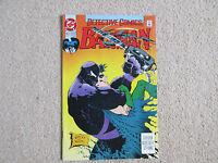 DETECTIVE COMICS No  657 BATMAN,-March 1993 NM-DC COMICS
