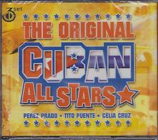THE ORIGINAL CUBAN ALL STARS - VARIOUS on 3 CD'S -  NEW