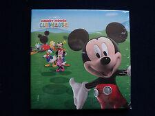 DISNEY KANVAS immagine Micky Mouse 15x15 CM NUOVO