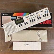 1970s Vintage Casio VL-Tone VL-1 Electronic Musical Instrument & Calculator