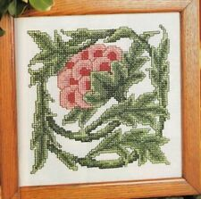 Unbranded Flowers/Gardens Cross Stitch Charts
