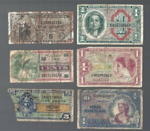 US MPC 🎇 Misc 6 notes 🎆 Collections & Lots #7628