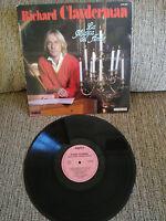 "Richard Clayderman Die Musica del Amor LP Vinyl vinyl 12 "" 1980 VG/VG Delphine"