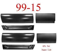 99 15 Super Duty 6Pc Super Cab Door Bottom & Inner Front & Rear, Ford Trucks!!
