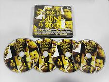 CARACTER LATINO 2003 3 X CD + DVD HOMBRES G ANA TORROJA ECDL  LOS PIRATAS