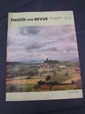 Photo ciné revue 09 1963 Gloire Chalonnaise : Nicephore Niepce CHALON SUR SAONE