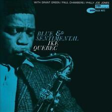 IKE QUEBEC-IKE QUEBEC:BLUE AND SENTIMENTAL NEW VINYL RECORD