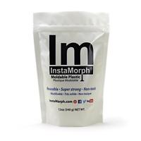 InstaMorph - Moldable Plastic - 12oz White