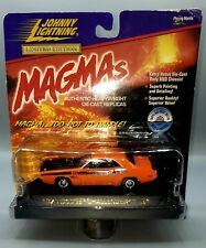JOHNNY LIGHTNING MAGMAS 1970 DODGE CHALLENGER T/A LIMITED EDITION OLD STOCK 1/43
