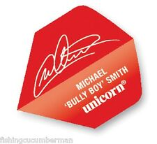 "MICHAEL SMITH ""BULLY BOY"" SIGNATURE DART FLIGHTS"