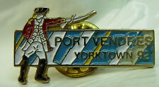 Port Vendres used Hat Lapel Pin Tie Tac HP1155
