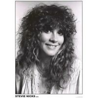 "STEVIE NICKS POSTER - FLEETWOOD MAC 1978 - 84 x 60 cm 33"" x 24"""