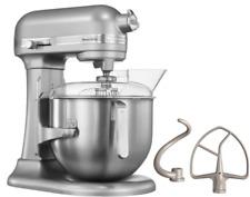 B-Ware KitchenAid Küchenmaschine 6,9L HEAVY DUTY silber metallic (5KSM7591XESM)