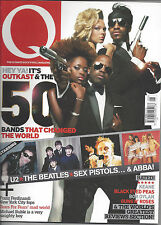 Q magazine - May 04 - Outkast, Beatles, Sex Pistols, Tears for Fears, Bob Dylan