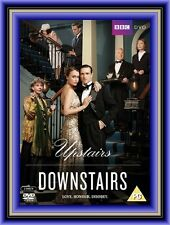 UPSTAIRS DOWNSTAIRS - 2010 COMPLETE BBC SERIES 1 - **BRAND NEW DVD**