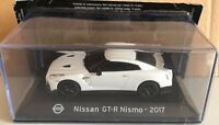 "DIE CAST "" NISSAN GT-R NISMO - 2017 "" SUPER CAR SCALA 1/43"