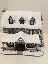 THOMAS KINKADE HAWTHORNE VILLAGE CHRISTMAS COLLECTION 2000
