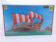 Lot 38918 | zvezda 8514 Greek Triera 1:72 navire de guerre Kit nouveau dans neuf dans sa boîte