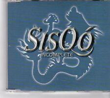 (FM965) Sisoo, Incomplete - 2000 DJ CD