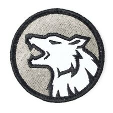Wolf Head Dog K9 Tactical Morale USA Army Military  SWAT Patch Free Ship
