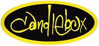 VTG 90s CANDLEBOX BAND Oval Bumper STICKER Seattle Alternative Rock Grunge NOS !
