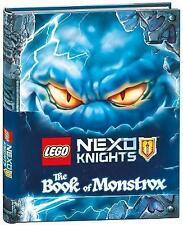 LEGO Nexo Knights: The Book of Monstrox by LEGO Nexo Knights (Hardback, 2017)