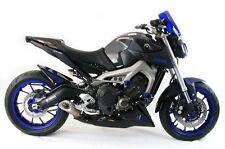 Yamaha FZ-09 MT09 XSR900 14 16 Bellypan Chin Spoiler Carbon L Powerbronze PB NOS