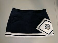 Varsity Spirit Fashion Cheerleading Skirt (Size: Xxxl) Blue,White,Silver