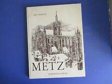 Metz en dessins par Jean Morette