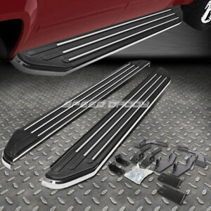 "FOR 10-15 LEXUS RX 350/450/450H SUV 6"" ALUMINUM SIDE STEP RUNNING BOARD NERF BAR"